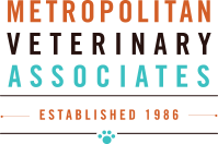 Metropolitan Veterinary Associates logo